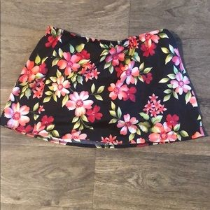 Floral Swimsuit Bottom